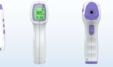 Contactloze Thermometer Infra-Rood_