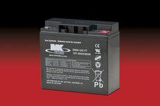 Accu 12 Volt 20Ah batterij AGM Move