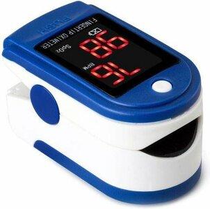 Saturatiemeter - Fingertip Pulse