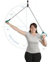Armtrainer-deurmontage-touw